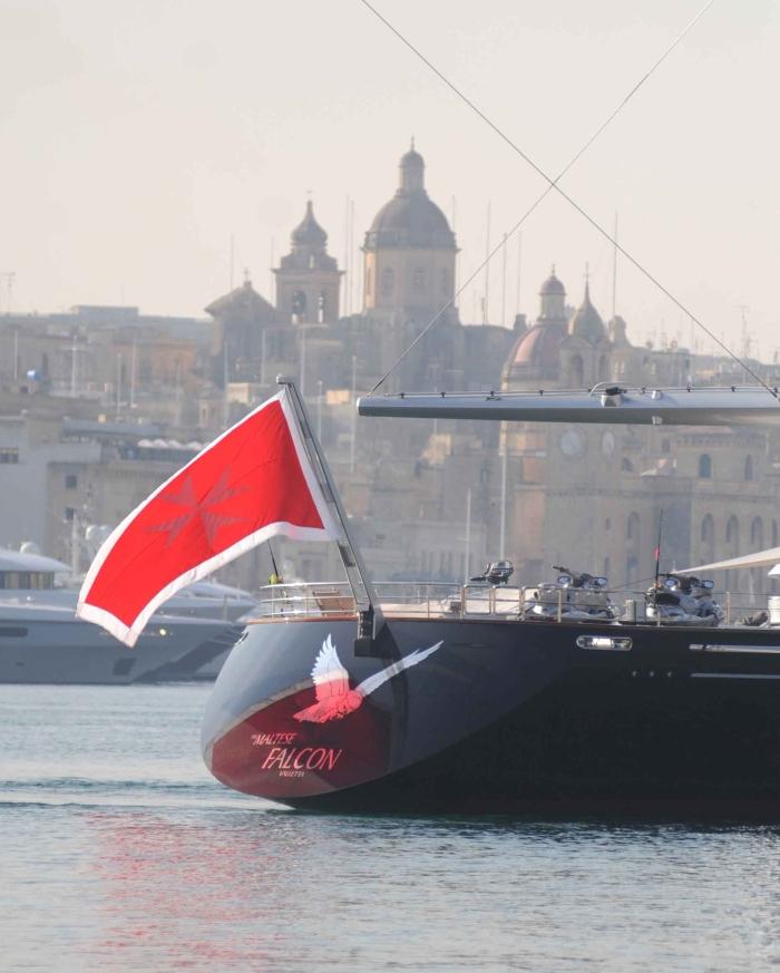 Maltese Falcon-Malta