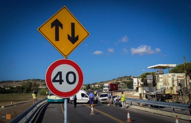 Accident Coast Road