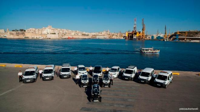 PR291015 EV Fleet