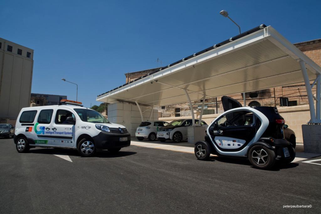 PR291015 Solar Car Ports