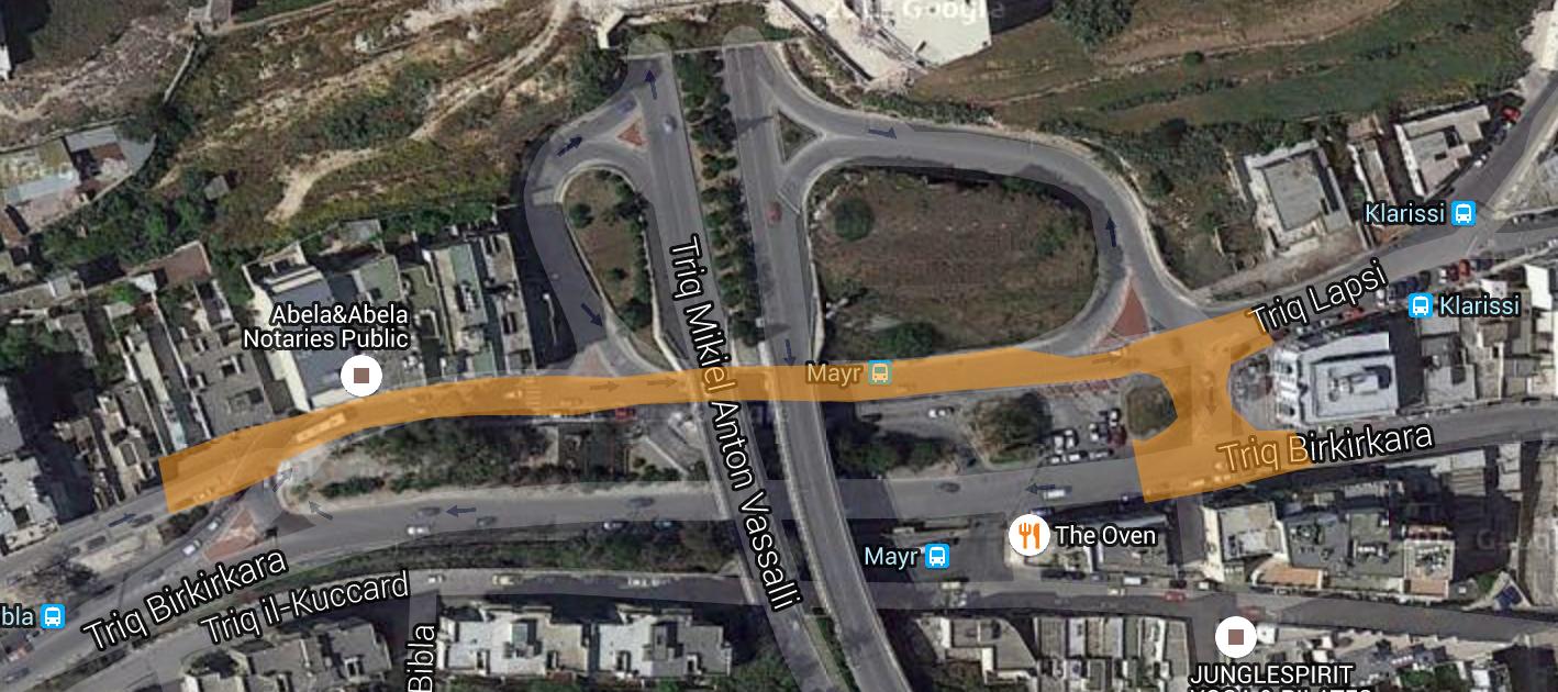 PR290416 Triq Birkirkara